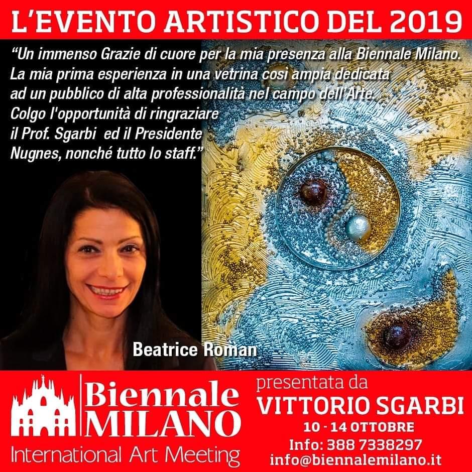 Biennale di Milano 2019