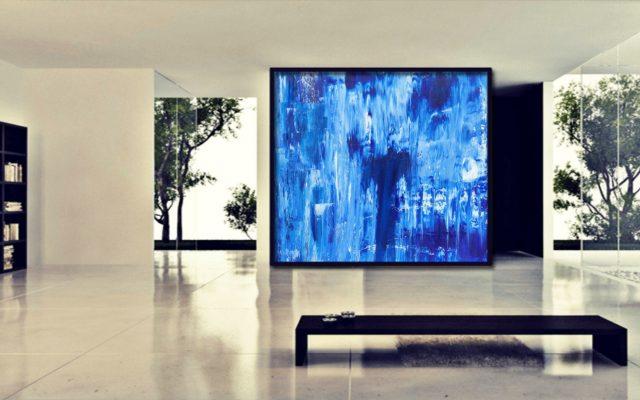 Abstract informal - Room Mirror