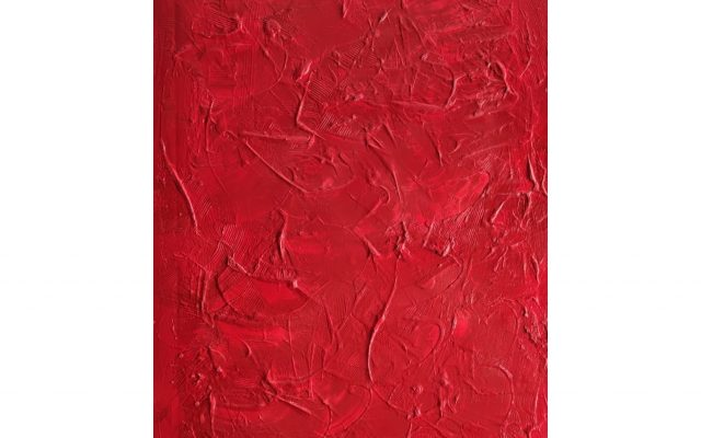 Abstract informal on canvas - Il Vento
